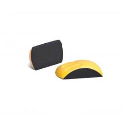 Plastový hoblík pro plošné broušení polyesterových tmelů - Rozměr 150 mm